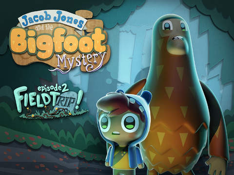 Out at midnight: Jacob Jones and the Bigfoot Mystery: Episode 2 gives you another handful of puzzles to solve