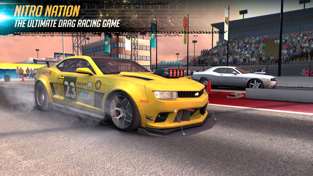 Popular Android racer Nitro Nation Online arrives on iOS with three exclusive cars