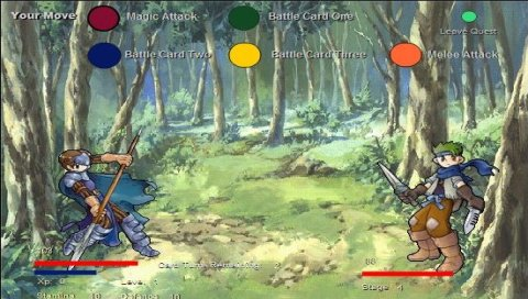 Freebie RPG Warrior Quest comes to PSP in March   Articles