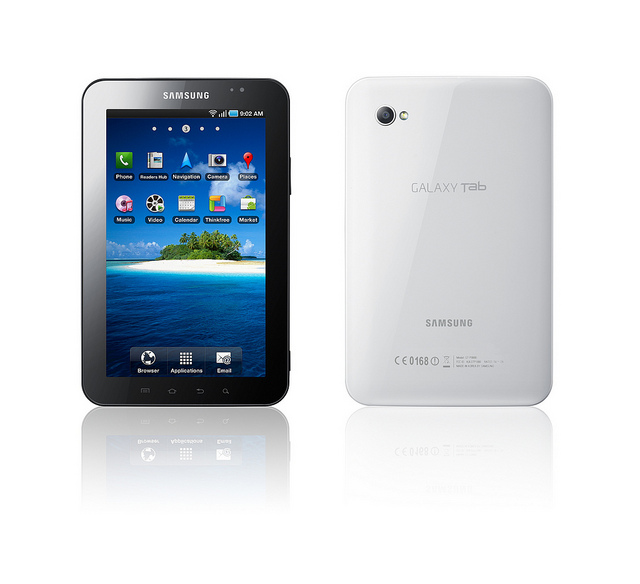 Specs leaked for Samsung Galaxy Tab 2