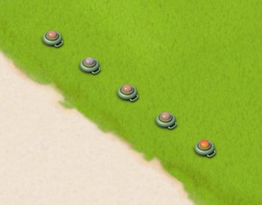 Boom Beach Defense guide: Mines