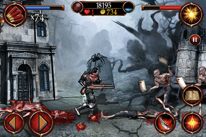 Rapid Turtle Games flattens hell into 2D action horror with iReqiuem