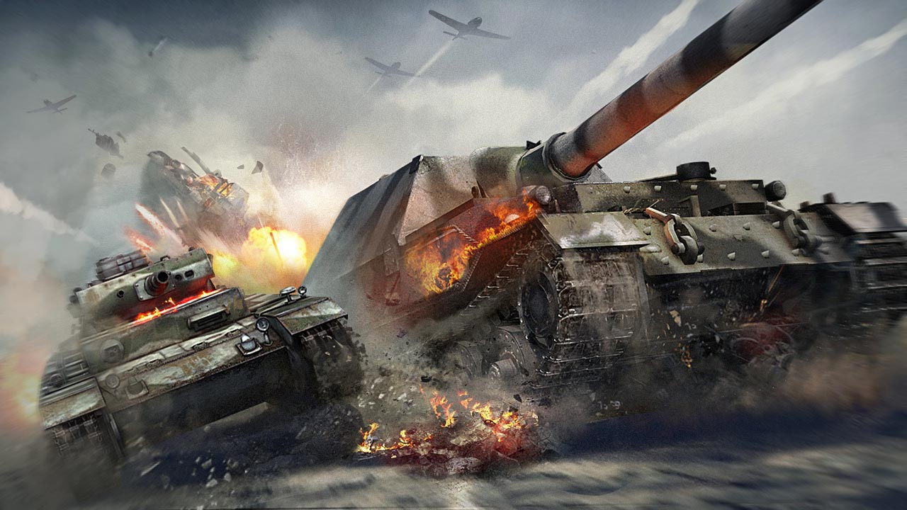 Tanks Mobile: Battle of Kursk throws you in the midst of WW2 mayhem