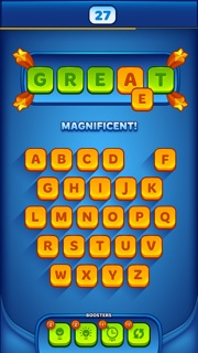 Word Morph! mashes reflex-based high score games with word puzzlers