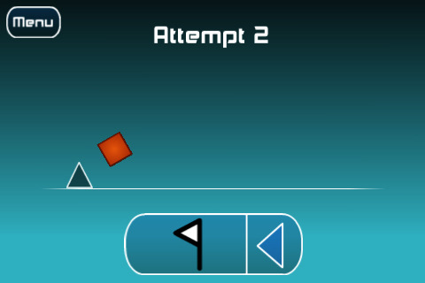 The Impossible Game now on iPhone... possibly