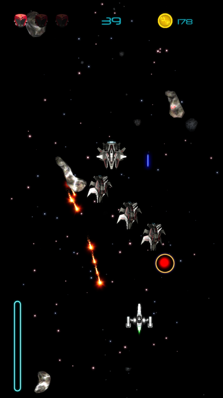 Develop2016 - Hyperstellar is an arcade-style shooter out next week on iOS