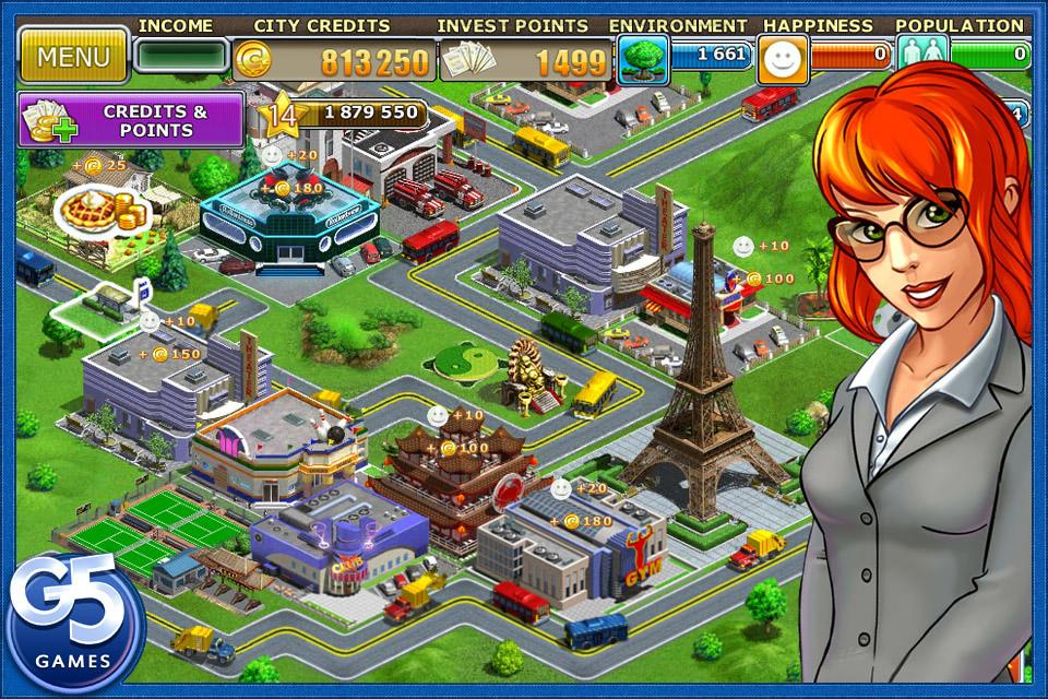 Freemium build-'em-up Virtual City Playground HD hits the App Store for iPad