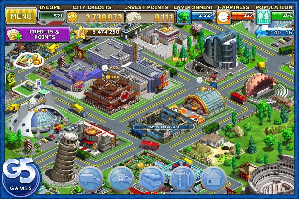 Виртуальный Город Android Скачать