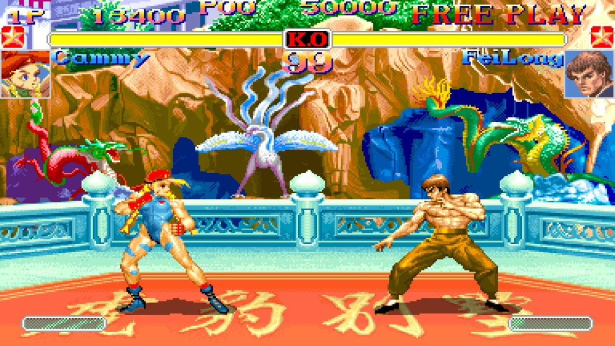 Street Fighter 30th Anniversary Collection Switch review - An essential purchase for diehard fans