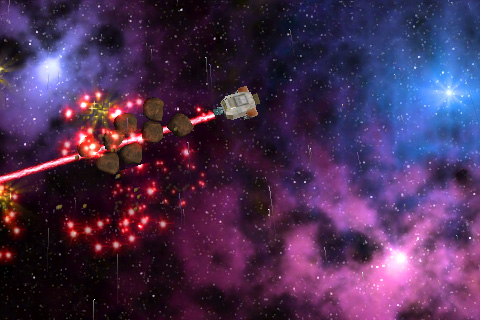 Space Miner: Space Ore Bust on iPhone refines price to £1.19/$1.99