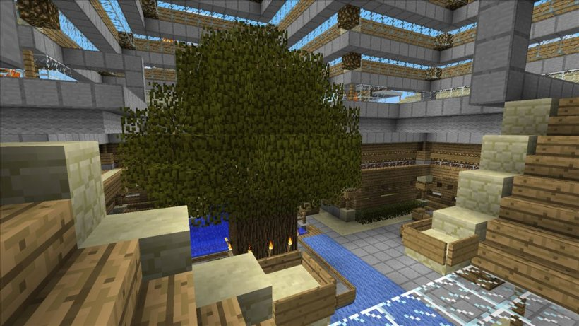 Survival update to Minecraft - Pocket Edition for iOS and Android expected to be submitted by February 8th