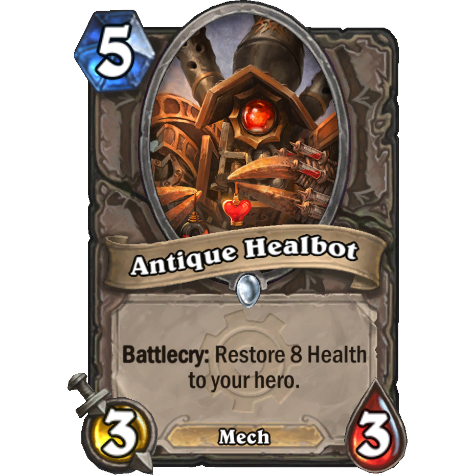 How one card almost ruined Hearthstone