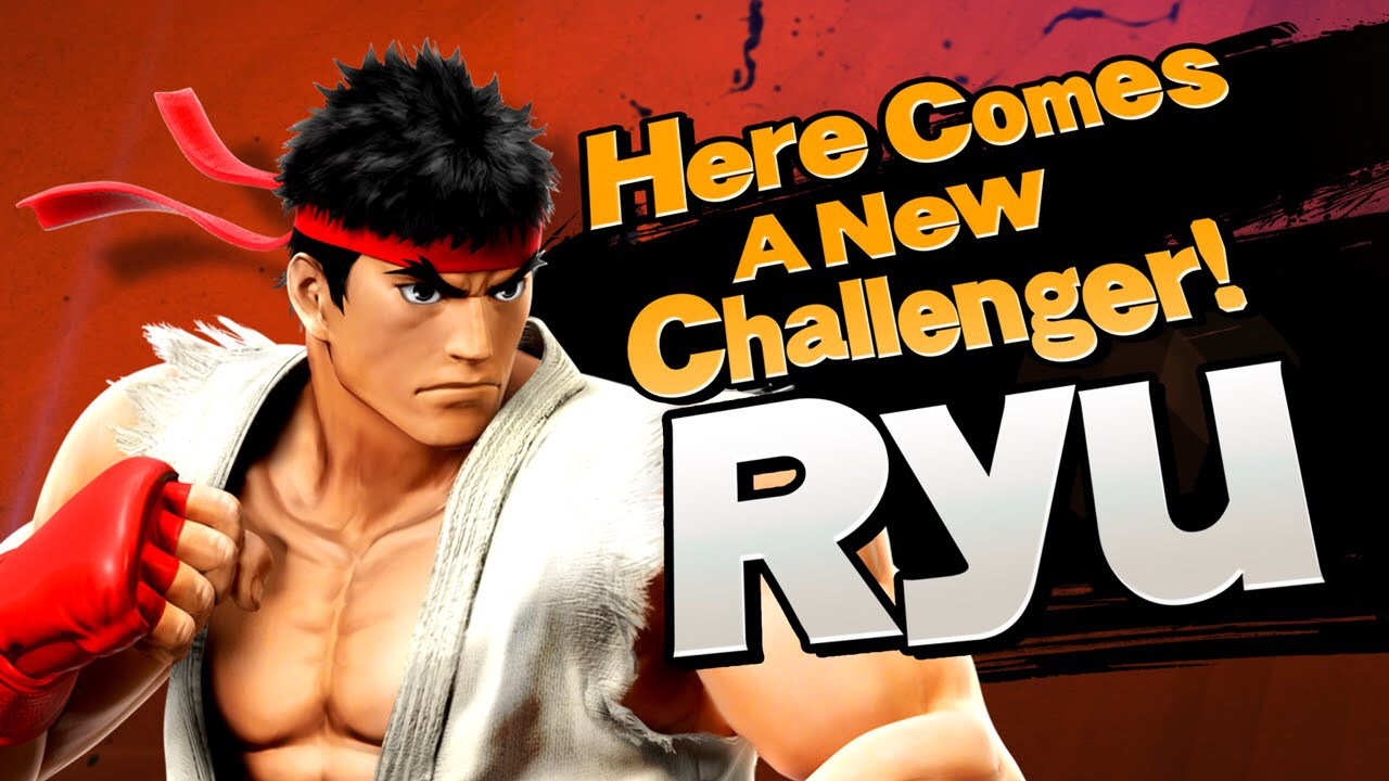 E3 2015: Smash Bros 3DS gets Street Fighter's Ryu, Fire Emblem's Roy, and more in huge update