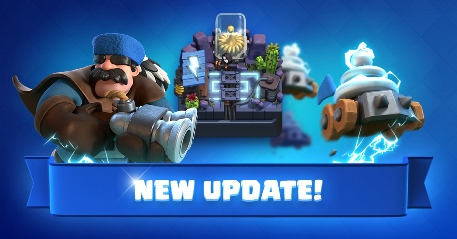 [Update] Clash Royale gets new cards, big balance changes, a new arena, and more in today's update