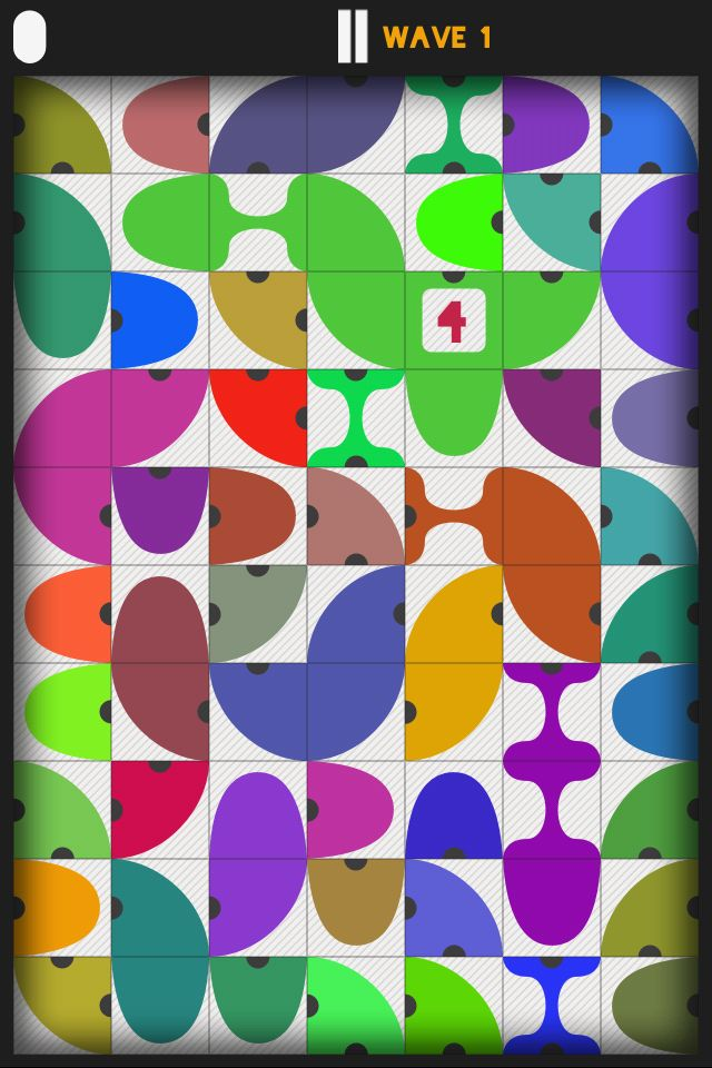 Addictive puzzler Polymer plummets to positively free on the App Store