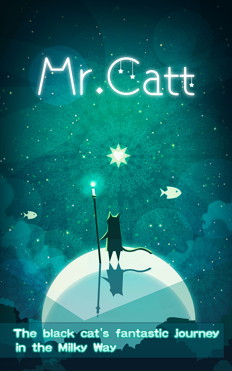 Solve cosmic puzzles in ZPLAY's new match-three game Mr. Catt