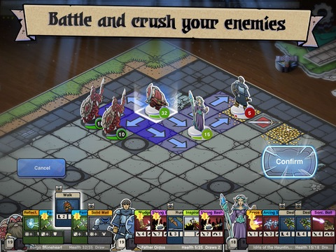 Cardboard cutout dungeon crawler Loot & Legends is the best iOS game this week