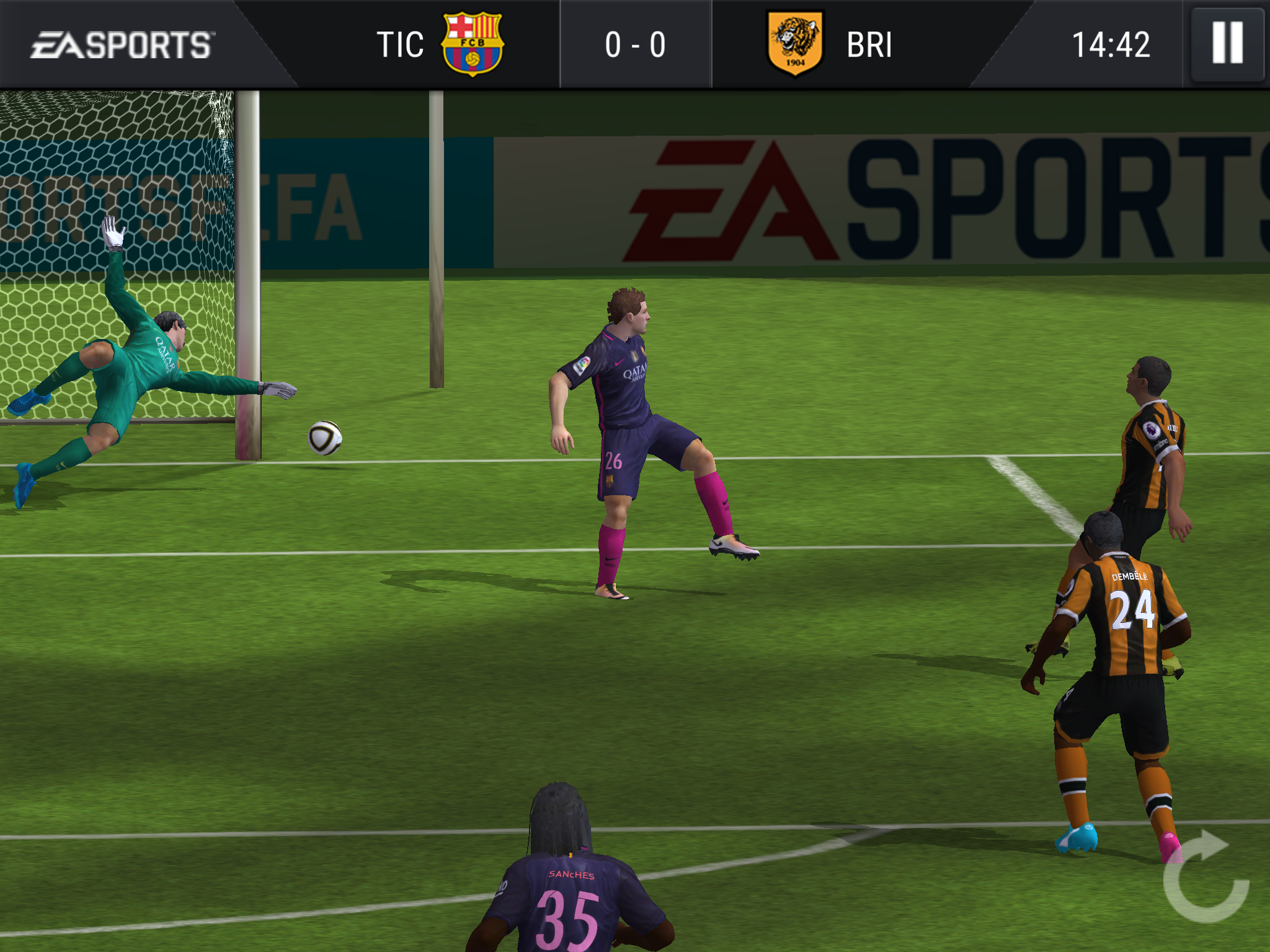FIFA Mobile review - A pocket version of the console game?