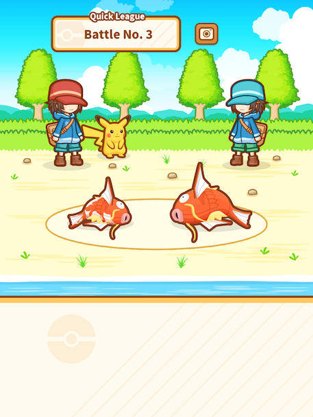 Pokemon: Magikarp Jump review - The most sensible silly game you'll ever play