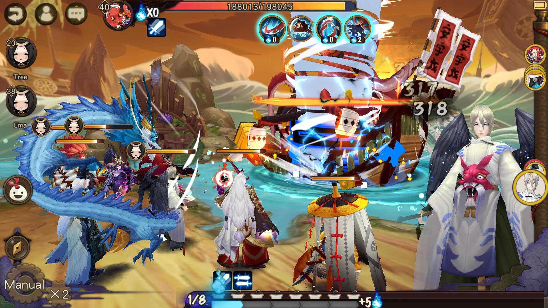 Embark on a new kind of RPG adventure in Onmyoji