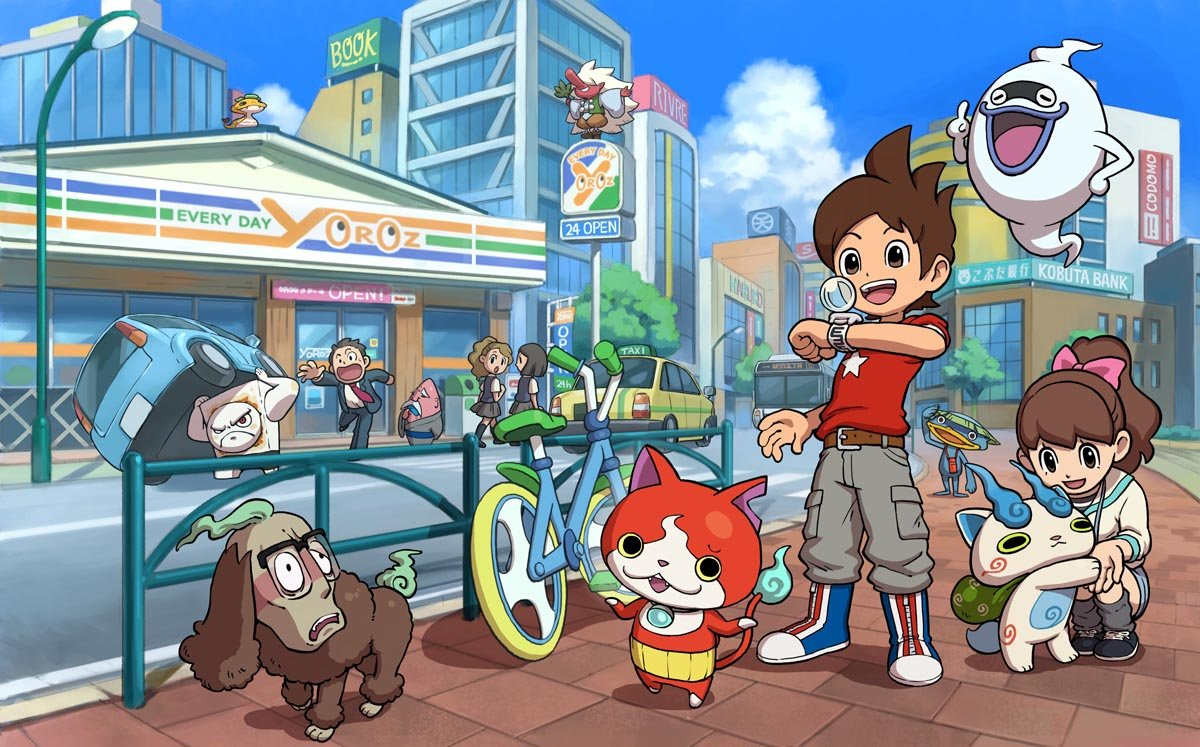 Yo-Kai Watch icon