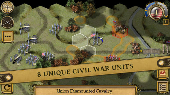 Out at midnight - Civil War: 1864 asks us to refocus our tactics on the Union and Confederates