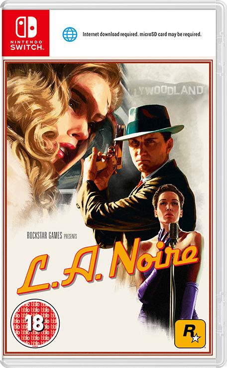 LA Noire Nintendo Switch review - Was it worth a remaster?
