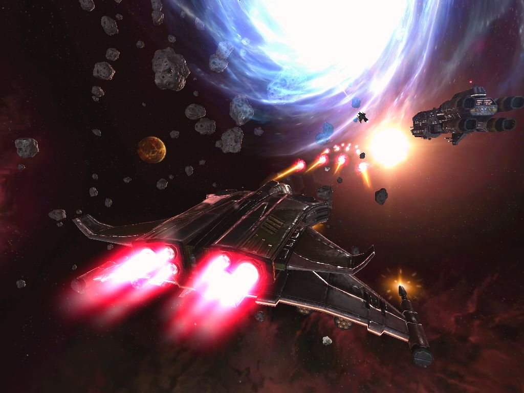 Galaxy on Fire 2 HD is now a whole lot cheaper