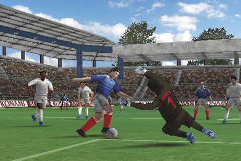 PES 2010 heads to the App Store