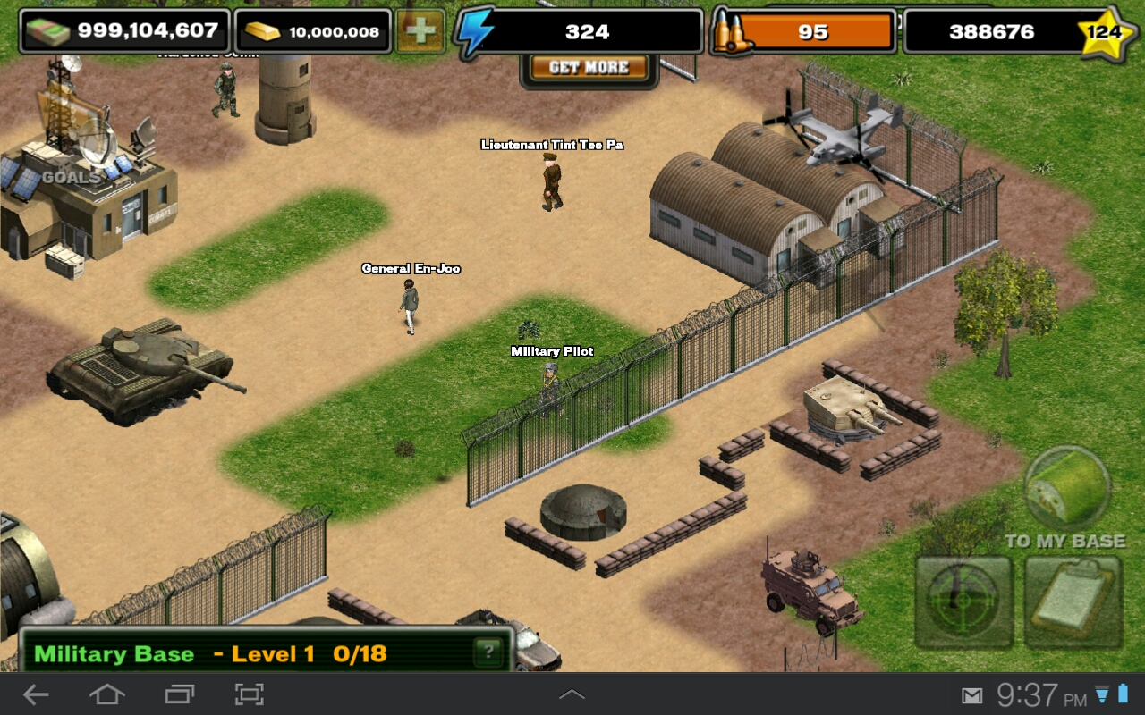 iOS MMORPG hit Modern War now deployed to Android