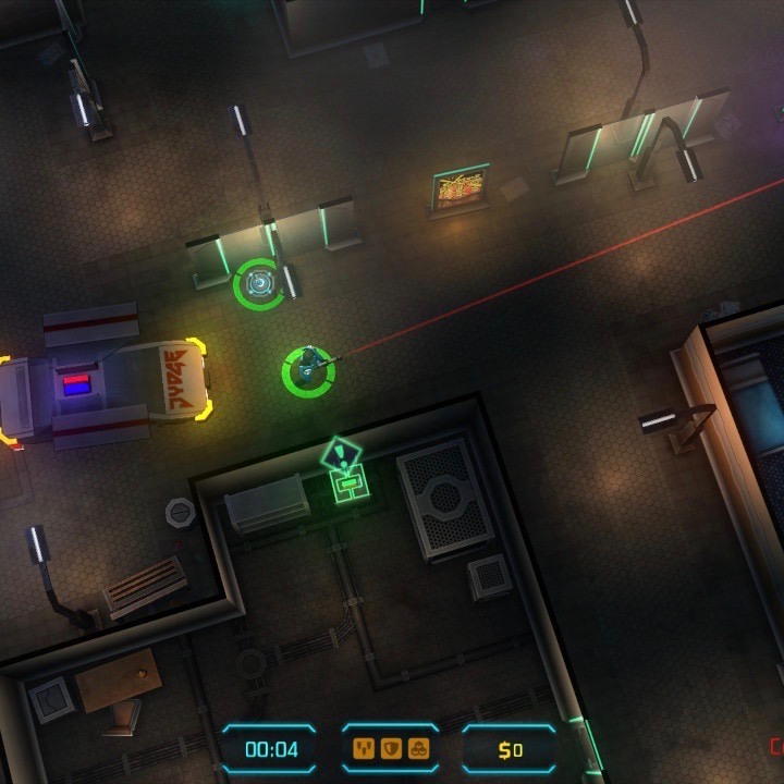 Jydge Nintendo Switch review - Neon Chrome gets a brutally swift follow-up