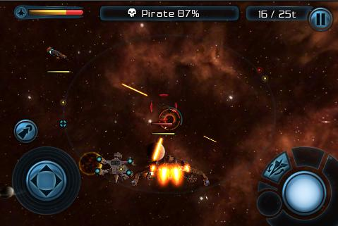 Galaxy on Fire 2: Valkyrie expansion landing on iPhone and iPad in April