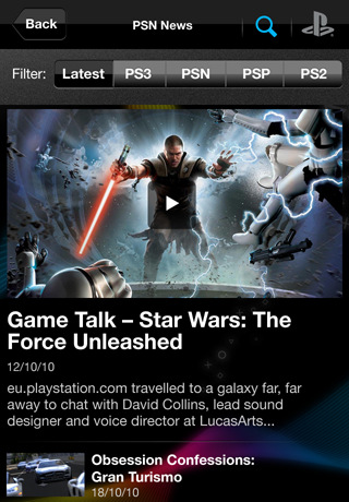 PlayStation Official App goes live for iOS and Android