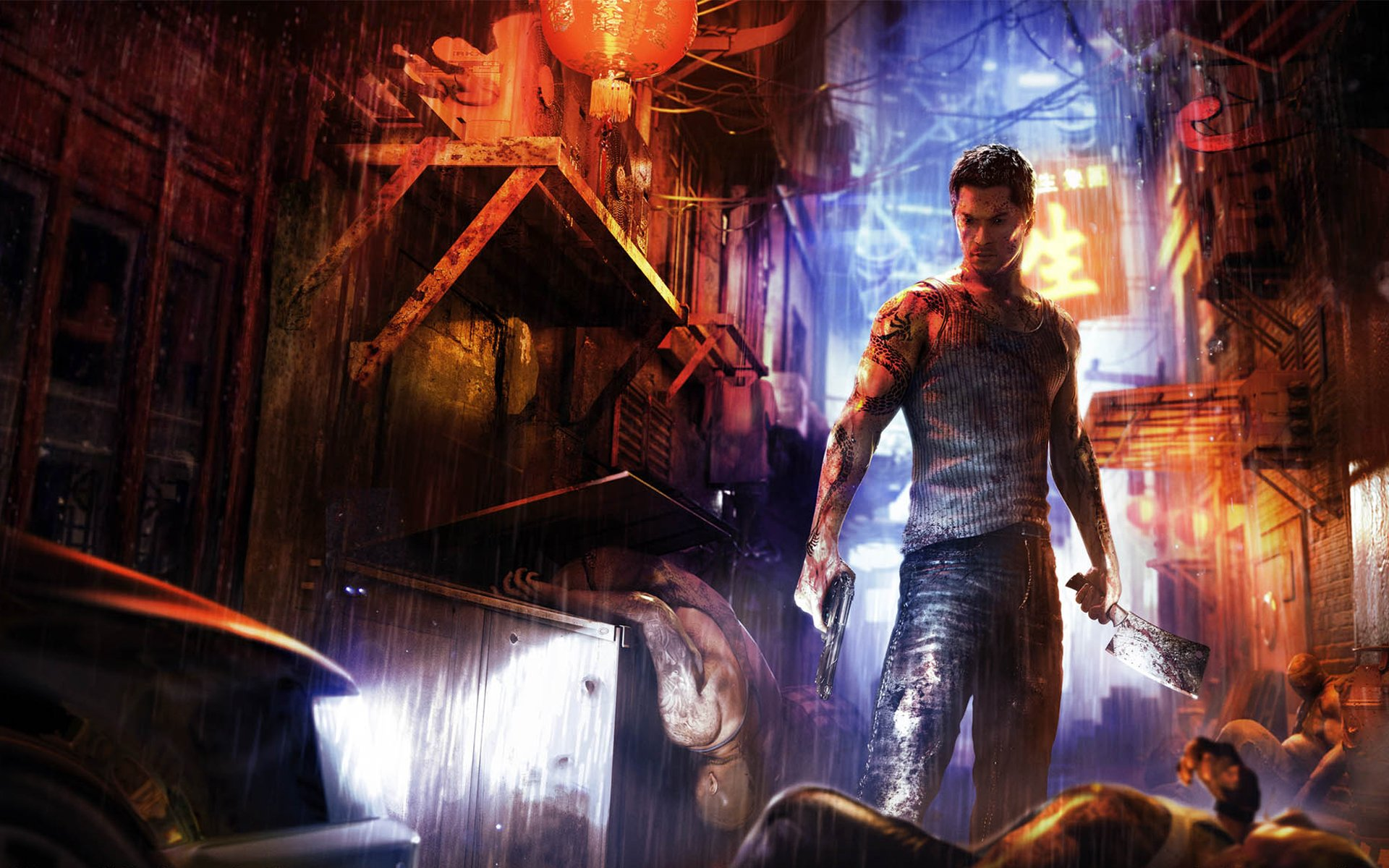 Four reasons to play Sleeping Dogs now on NVIDIA SHIELD