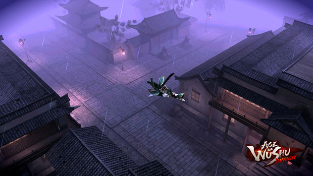 Martial arts MMO Age of Wushu for PC is heading to iOS and Android with some changes