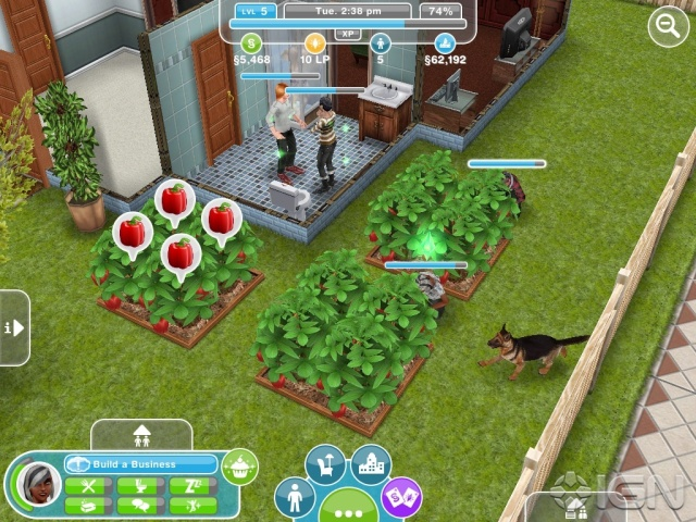 Take off your Sims' shoes in The Sims FreePlay on April 10th to support annual One Day Without Shoes event