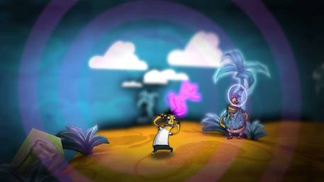 Stick It to the Man! review - Is it a successful port of the stylish platfomer?