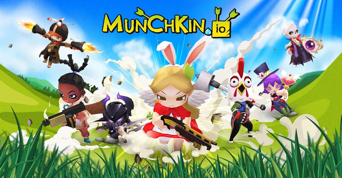 Munchkin.io recognised as one of 2018's best Indie Games by Google Play