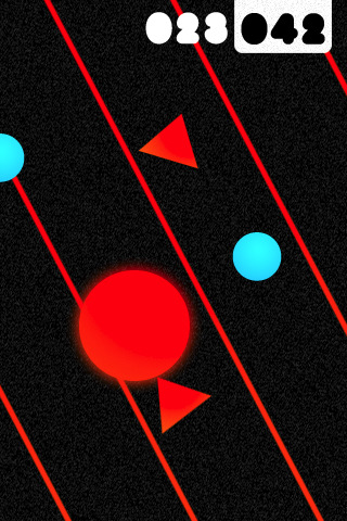 Free iPhone game: Dot 1