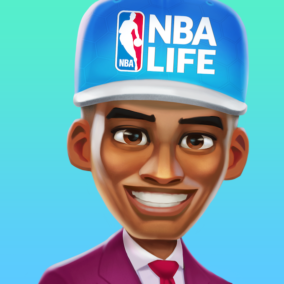 Become A Top Class Basketball Player In Nba Life Out Now For Iphone