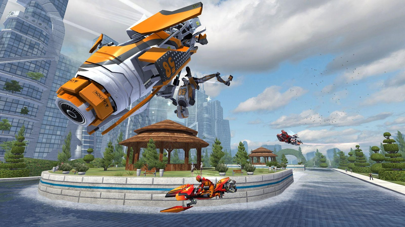 Riptide GP Renegade review - Man overboard?