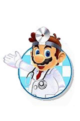 First Mario DSiWare game is Dr Mario Express