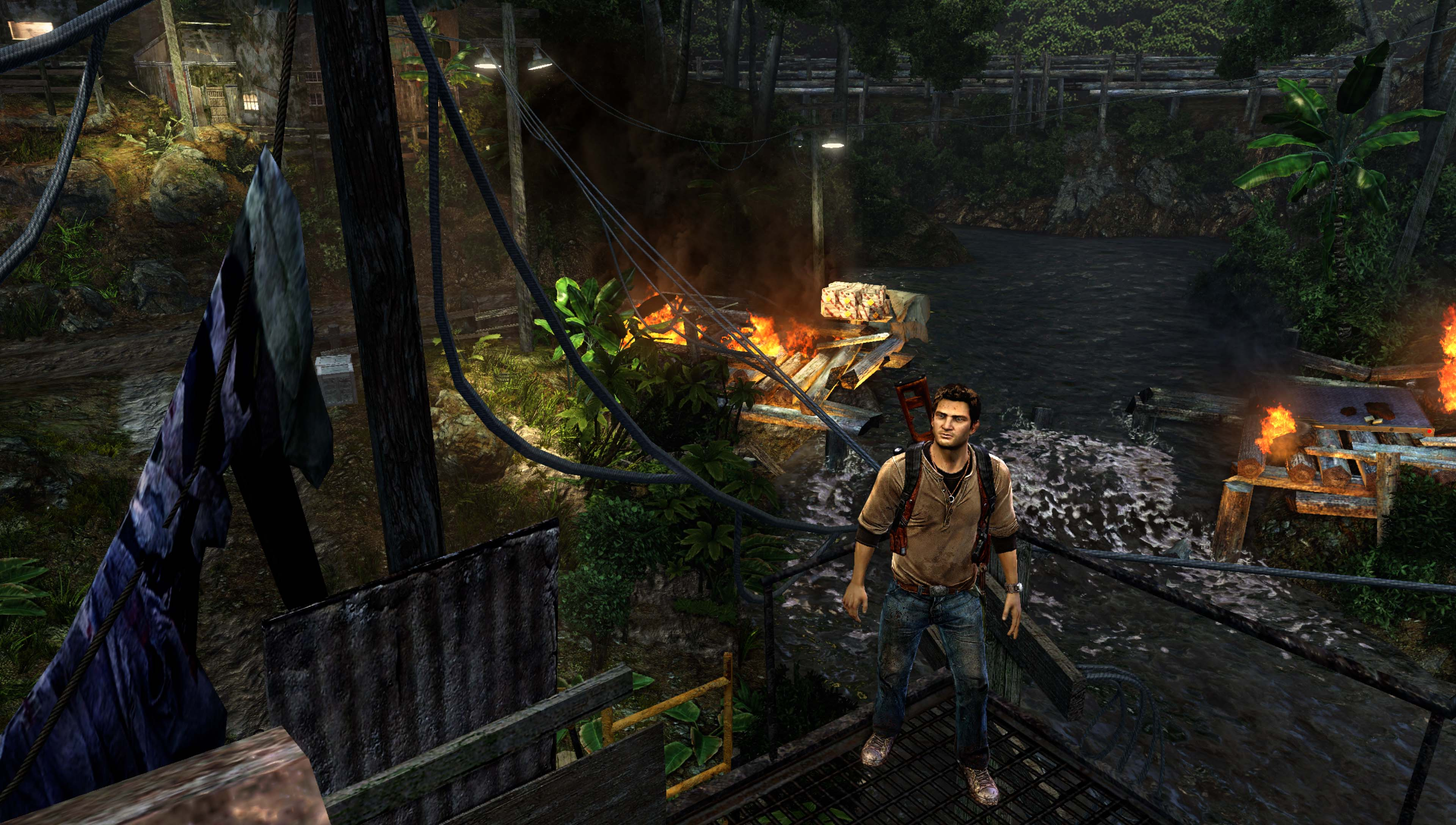 Why is Uncharted: Golden Abyss missing from the series' remastered collection?