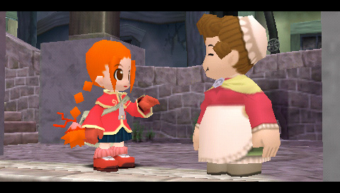 Gurumin 3D review - JRPG-lite, and a little bit creepy