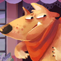 The Wolf's Bite review - A neat but flimsy competitive narrative adventure