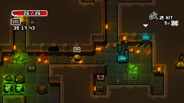 We go hands-on with Space Grunts' turn-based arcade action
