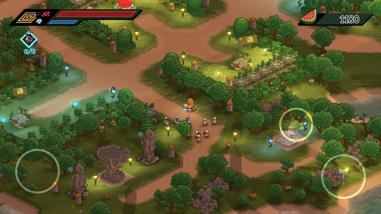 Barbearian review - A brawler that takes a while to get going, but it's worth sticking with