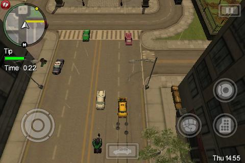 Grand Theft Auto: Chinatown Wars (iPhone)