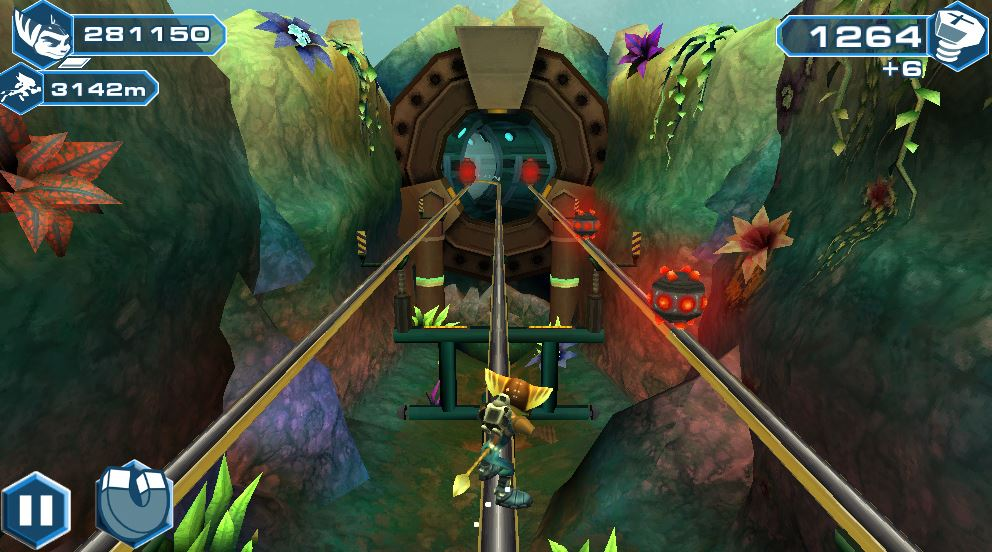 Ratchet & Clank to finally make their debut on mobile in endless grind rails rider Before The Nexus
