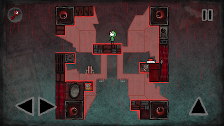 Heart Maze review - A gloomy puzzler that's full of intrigue
